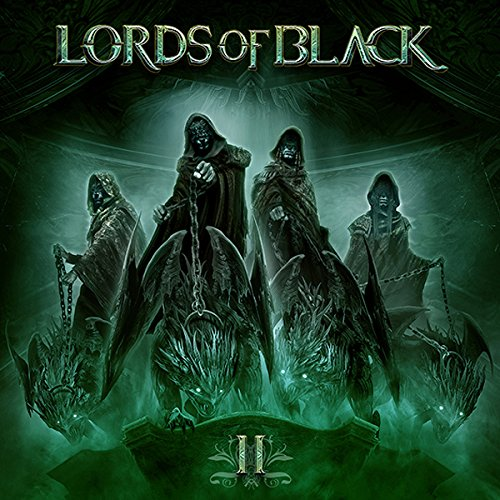 Lords Of Black II [Japan Bonus Track] from Jap Import