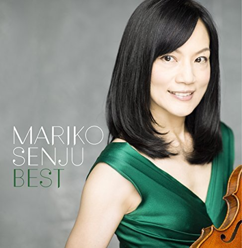 Mariko Senju Best [SHM-CD] from Jap Import