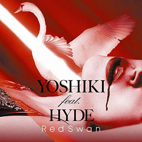 Red Swan from Jap Import