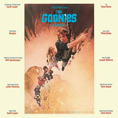 The Goonies Original Soundtrack from Jap Import
