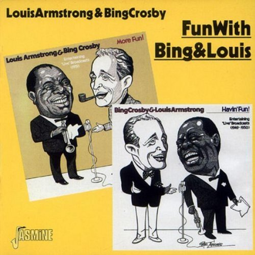 Fun With Bing & Louis by Bing Crosby (1997-10-25) from Jasmine Records