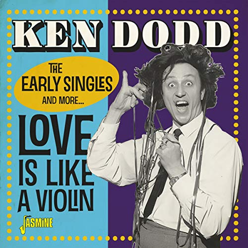 Love Is Like A Violin: The Early Singles & More from Jasmine Records