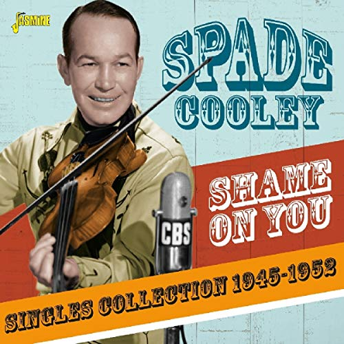 Shame On You - Singles Collection 1945-1952 from Jasmine Records