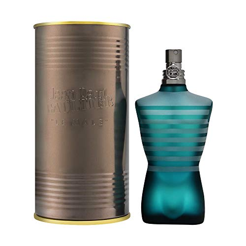 Le Male Eau de Toilette Spray 125ml from Jean Paul Gaultier