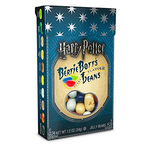 Harry Potter Bertie Botts Jelly Beans sweets 12 x 34g from Jelly Belly