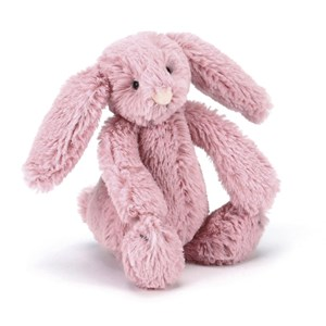 Jellycat Large Pink Tulip Bashful Bunny One Size from Jellycat
