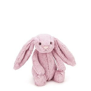 Jellycat Small Pink Tulip Bashful Bunny One Size from Jellycat