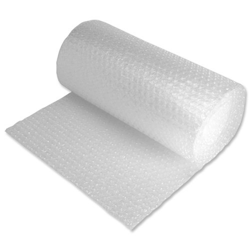 Rolling To No Brand Bubble Wrap Roll 600mmx25M Clear Ref Broc53741 from Rolling