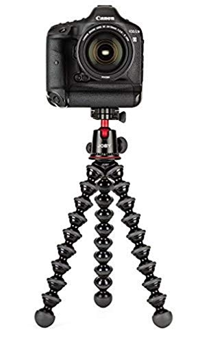Joby JB01508-BWW GorillaPod 5K Kit - Black/Charcoal from Joby