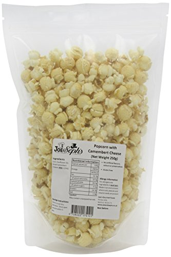 Joe & Seph's Camembert Cheese Popcorn Bulk Pack 250 g from Joe & Sephs