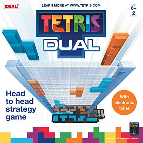 Tetris Dual Game from Ideal from John Adams