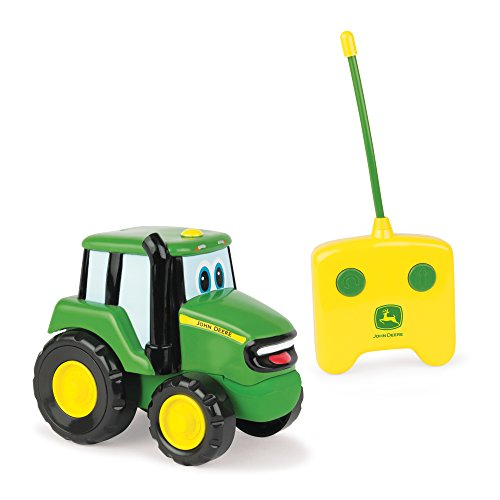 Johnny Tractor Preschool Toy Range - Suitable from 3 years from John Deere