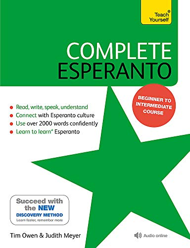 Complete Esperanto: Learn to read, write, speak and understand Esperanto (Teach Yourself) from John Murray Learning
