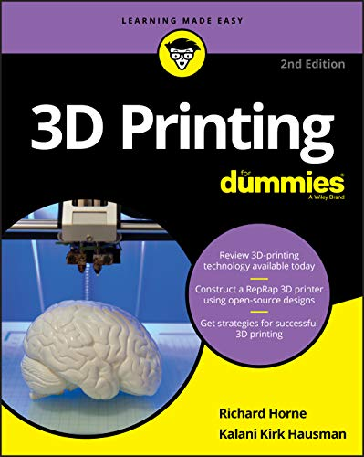 3D Printing For Dummies, 2nd Edition (For Dummies (Computers)) from Ingramcontent