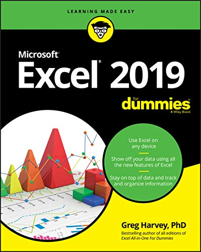Excel 2019 For Dummies from John Wiley & Sons