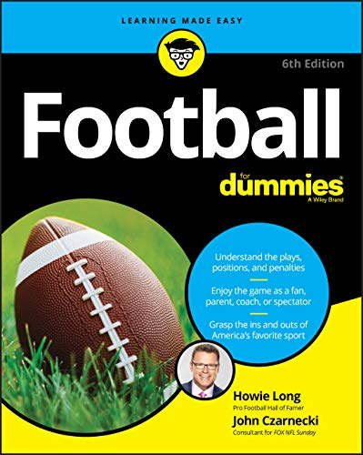 Football For Dummies from John Wiley & Sons