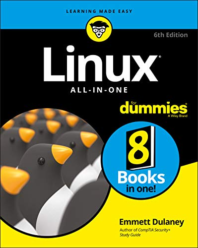 Linux All-In-One For Dummies (For Dummies (Computer/Tech)) from John Wiley & Sons