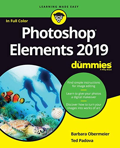 Photoshop Elements 2019 For Dummies from John Wiley & Sons