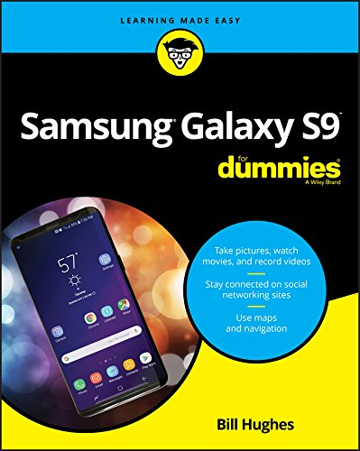 Samsung Galaxy S9 For Dummies (For Dummies (Computer/Tech)) from For Dummies
