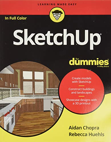 SketchUp For Dummies (For Dummies (Computers)) from FOR DUMMIES