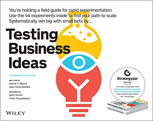 Testing Business Ideas from John Wiley & Sons