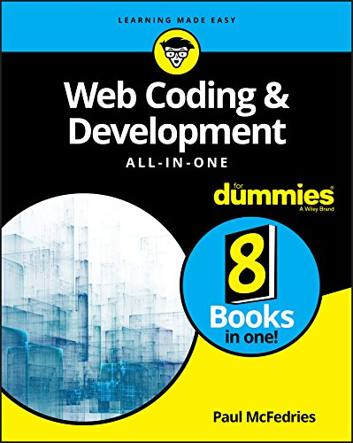Web Coding & Development All-in-One For Dummies (For Dummies (Computer/Tech)) from For Dummies