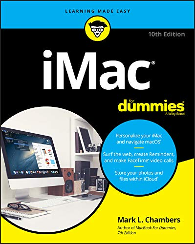 iMac For Dummies from John Wiley & Sons