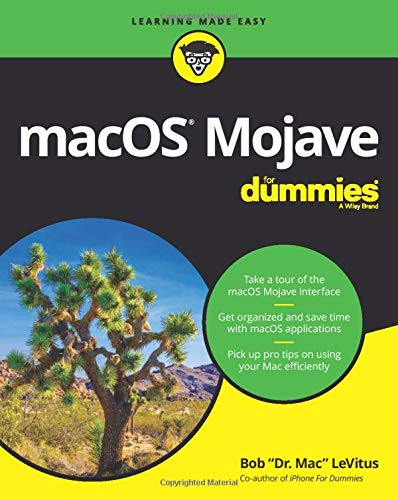 macOS Mojave For Dummies (For Dummies (Computer/Tech)) from For Dummies