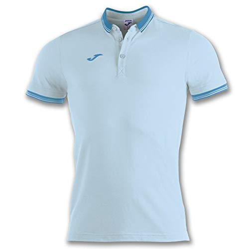 Joma Bali II Polo Shirt, Men, Bali Ii, sky blue from Joma