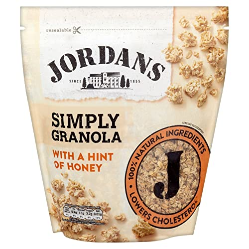 Jordans Cereals Simply Granola 750g from Jordans
