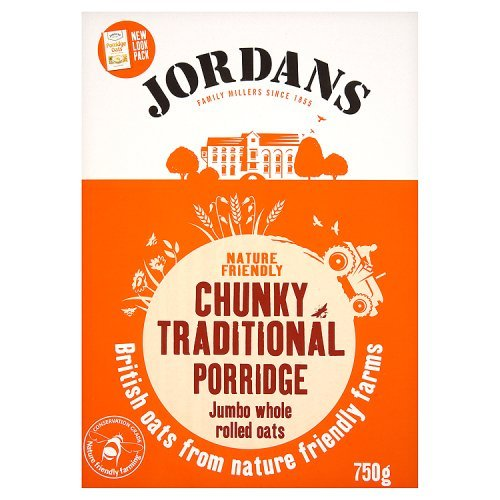Jordans Nature Friendly Chunky Traditional Porridge, 750g from Jordans