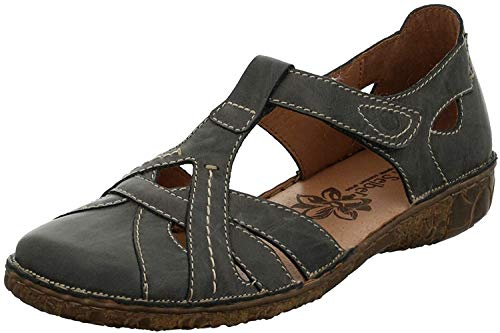 Josef Seibel Women Ballet Flats Rosalie 29, Ladies Strappy Ballerinas, Low Shoes,Mary-Jane Shoes,Summer Shoes,Jeans,40 EU / 6 UK from Josef Seibel