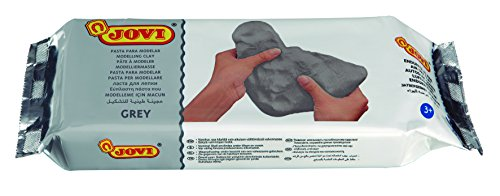 JOVI 500 g Modelling Paste - Grey from Jovi