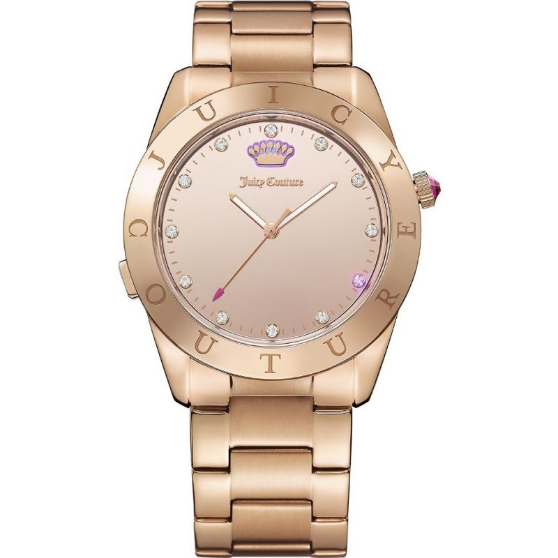 Ladies Juicy Couture Couture Connect Smartwatch Watch from Juicy Couture