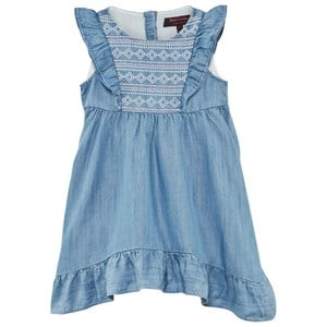 Juicy Couture Blue Embroidered Dress 14 years from Juicy Couture