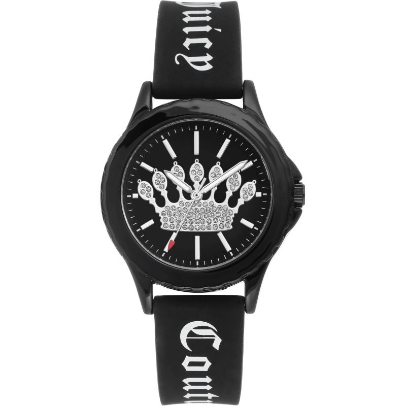 Juicy Couture Watch JC-1001BKBK from Juicy Couture