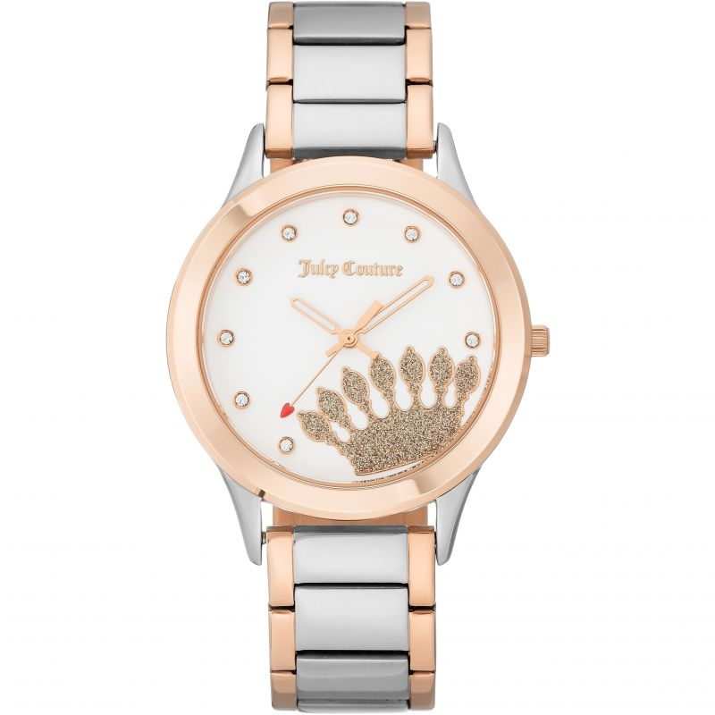 Juicy Couture Watch JC-1053WTRT from Juicy Couture