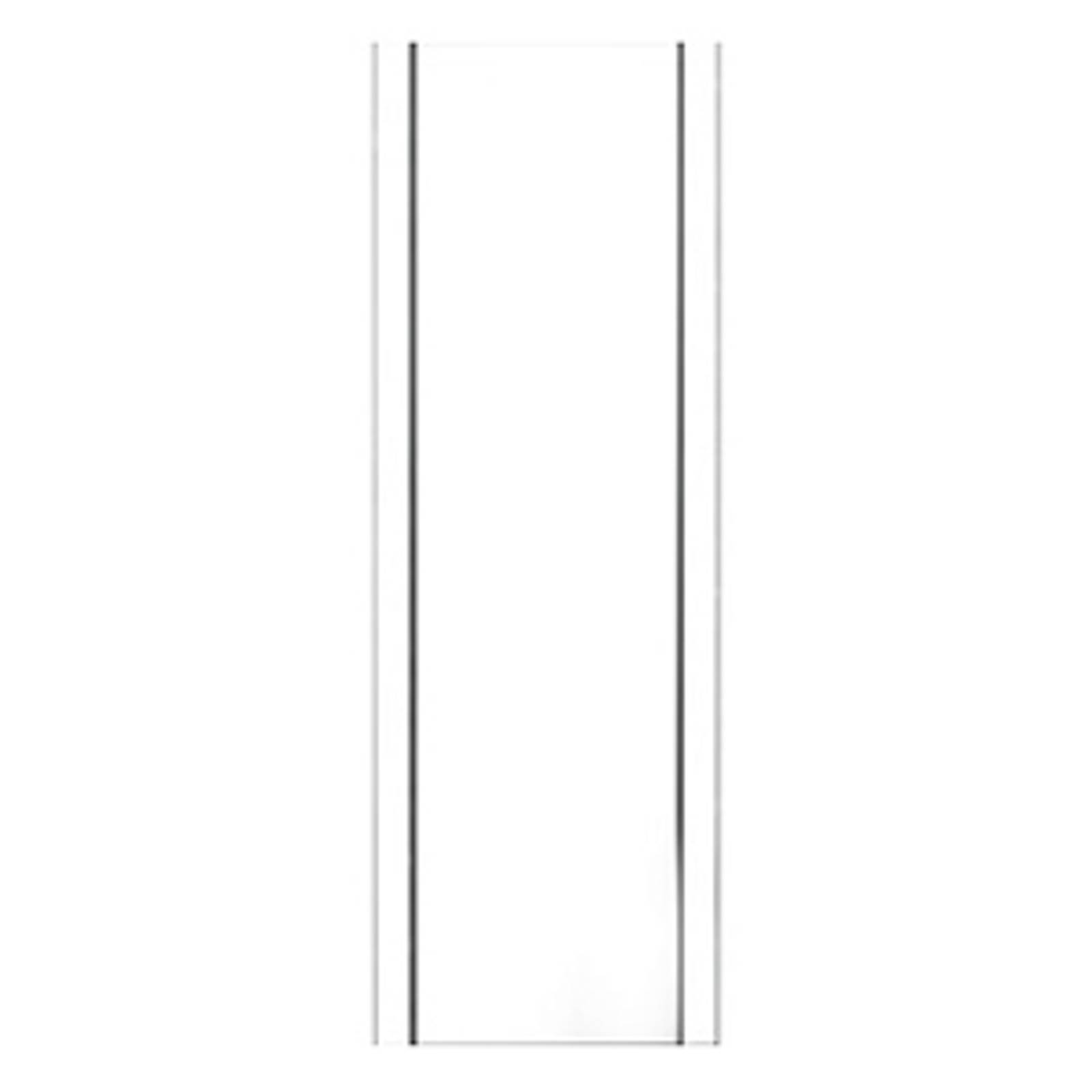 Elegant letterbox stand 1001 white from Juliana