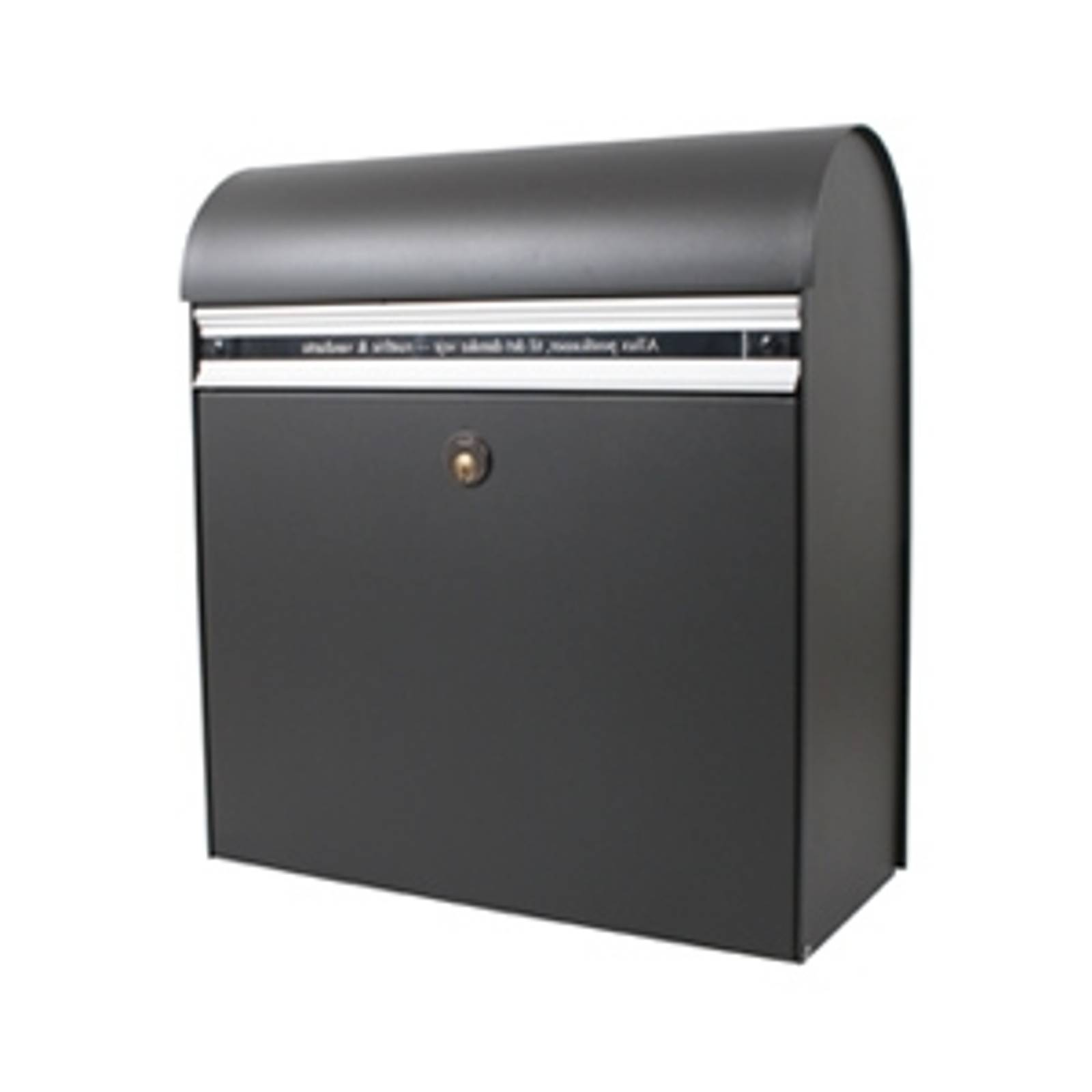 Robust letterbox KS200, anthracite from Juliana