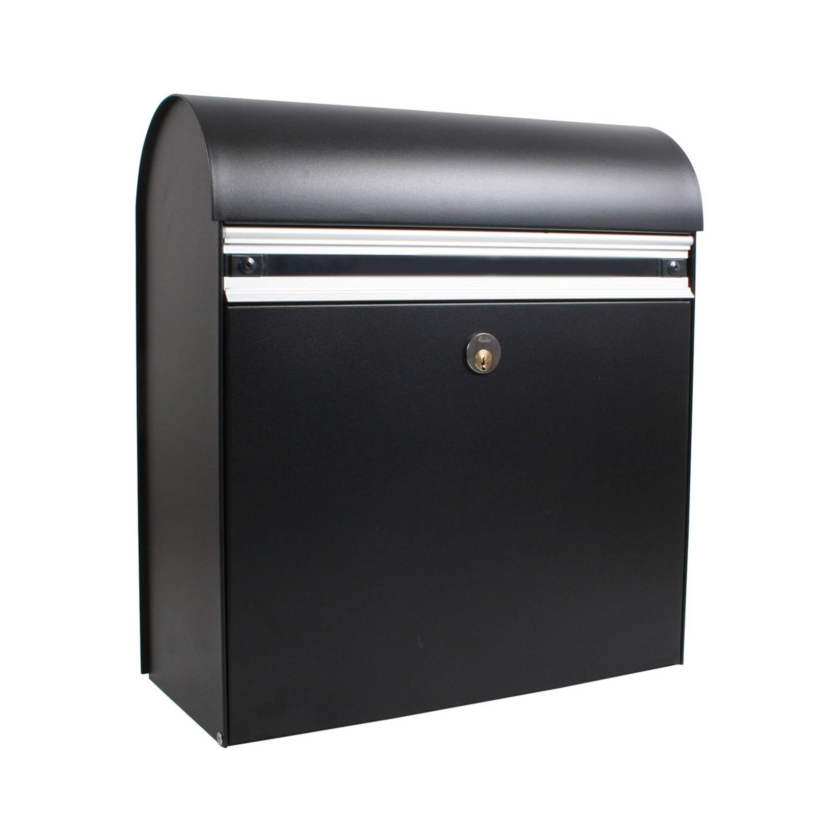 Robust letterbox KS200, black from Juliana