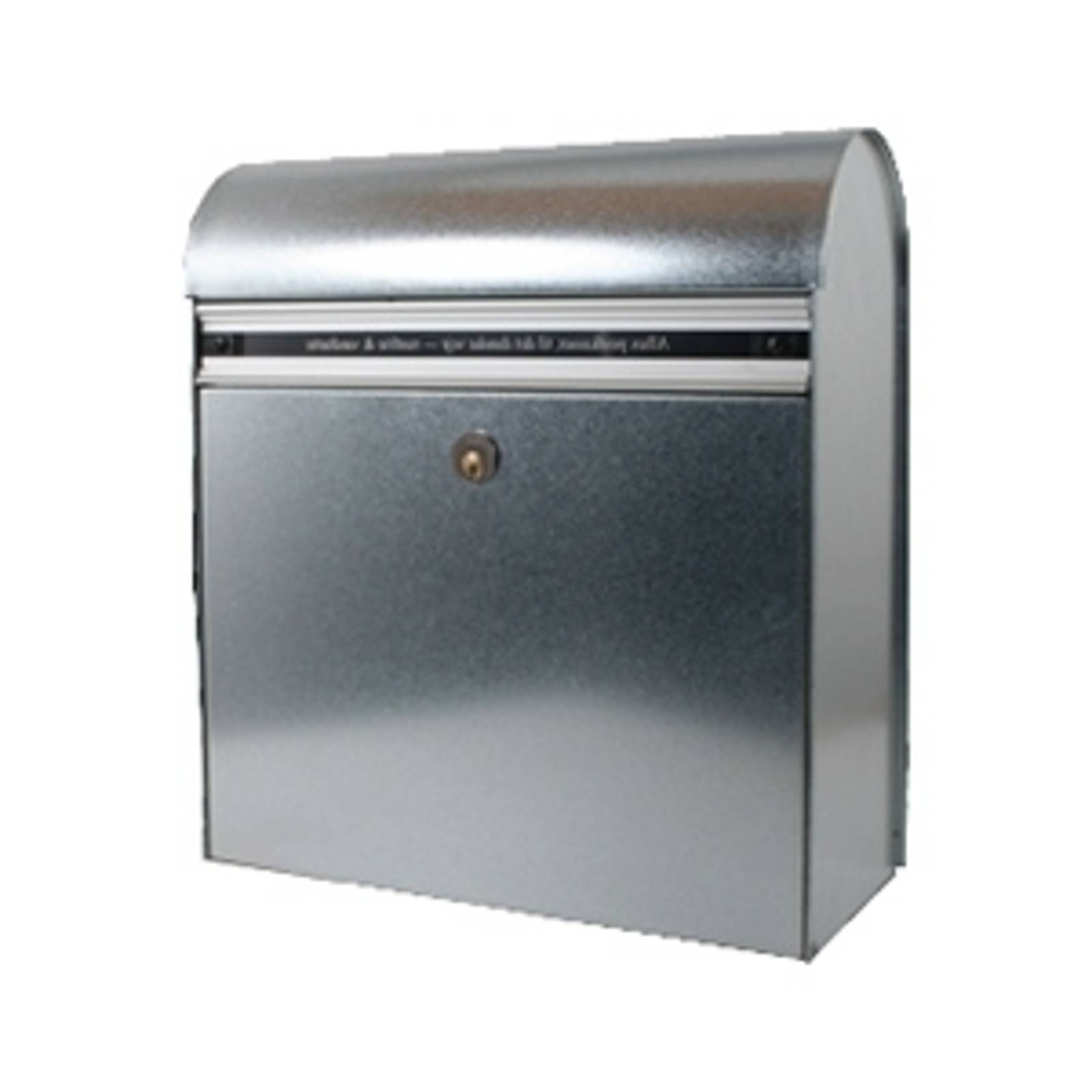 Robust letterbox KS200, steel from Juliana