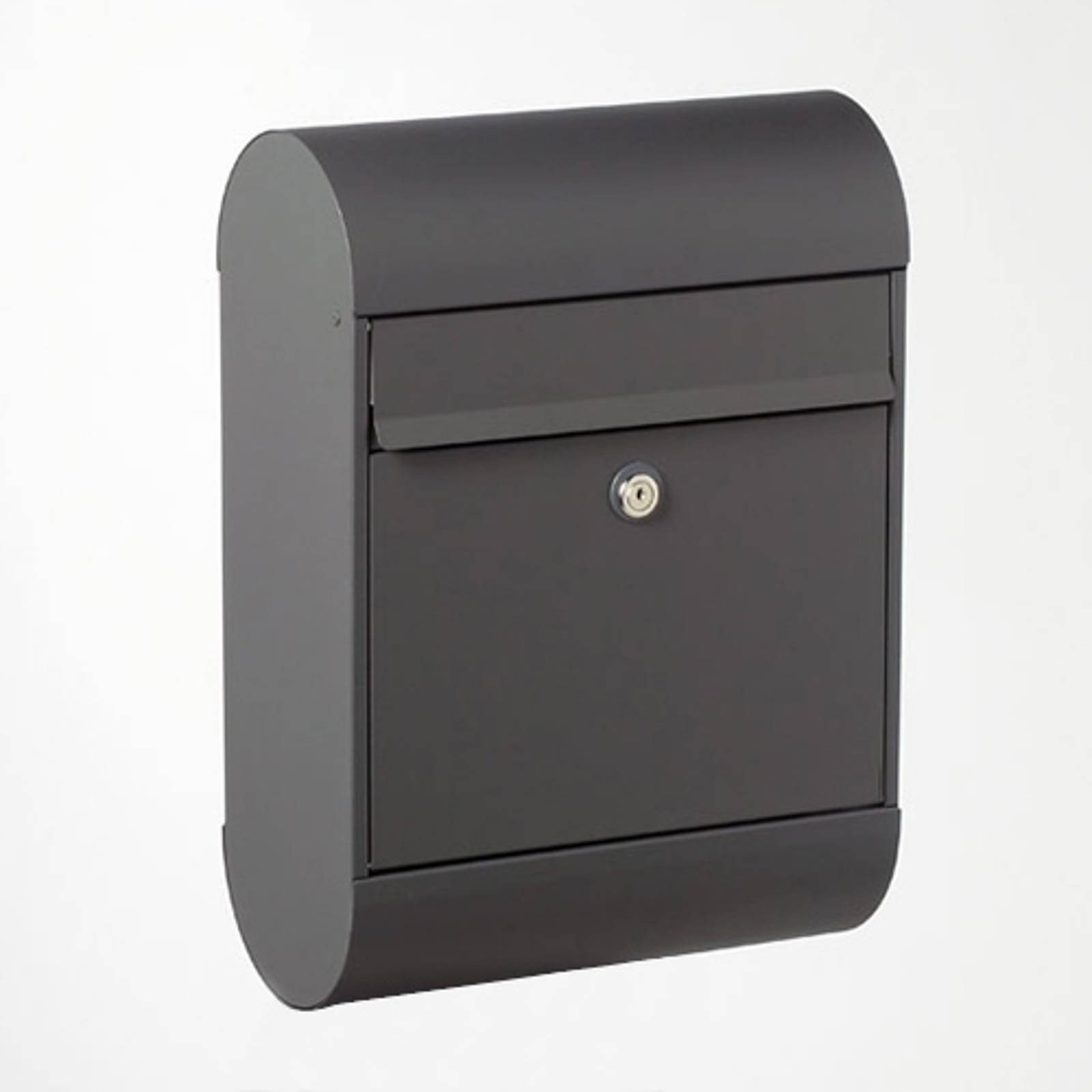 Scandinavian letterbox 6000, black from Juliana