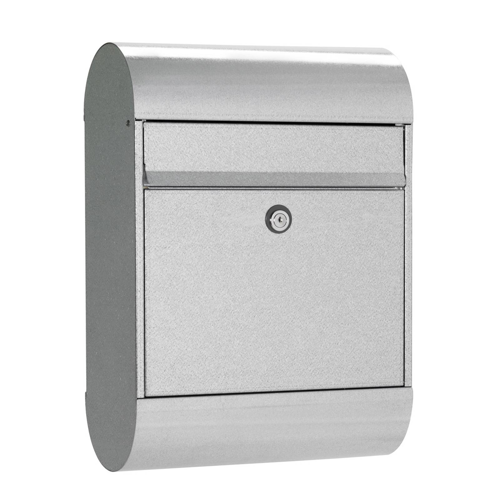 Scandinavian letterbox 6000, steel from Juliana