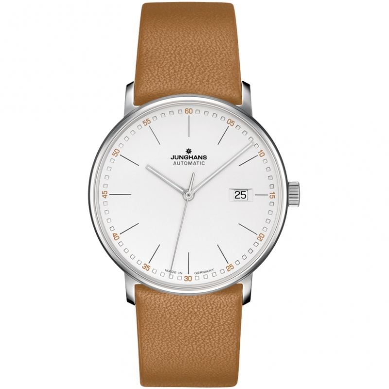 Mens Junghans FORM A Automatic Watch from Junghans