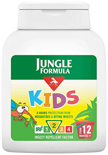 Jungle Formula for Kids Lotion Insect Repellent, 125ml from Jungle Formula