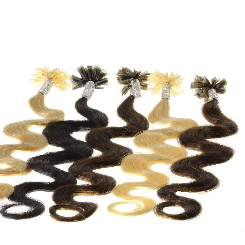 Just Beautiful Hair and Cosmetics Remy Micro Loop Hair Extensions 1g 50 cm from Just Beautiful Hair and Cosmetics
