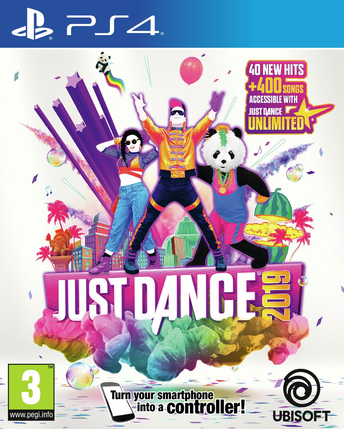 Just Dance 2019 PS4 Game from Just Dance