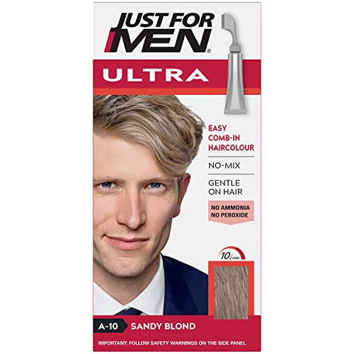 Just For Men Autostop Hair Color Sandy Blonde A10 from Just for Men