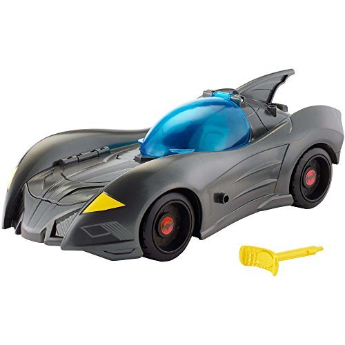 Justice League Action FGP21 Attack and Trap Batmobile Vehicle Toy from Justice League