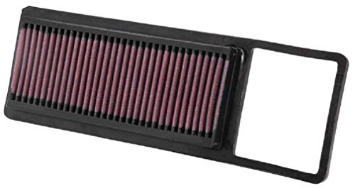 K&N Engine Air Filter: High Performance, Premium, Washable, Panel Replacement Filter: 2001-2008 (Jazz), 33-2917 from K&N